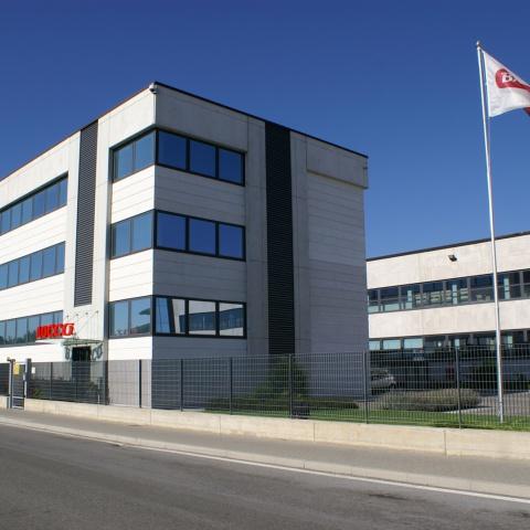 ampliamento e restyling stabilimento produttivo Balocco di Fossano - Ingar Progetti