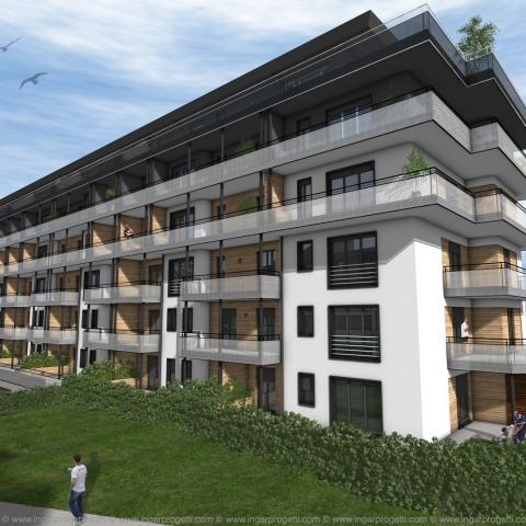 Vallauri Social Housing - Complesso residenziale