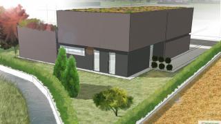 INGAR Progetti villa a bassissimo consumo energetico